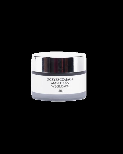 oczyszczajaca maseczka węglowa_Clover Cosmetics