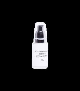 rozświetlający eliksir witaminowy_Clover Cosmetics