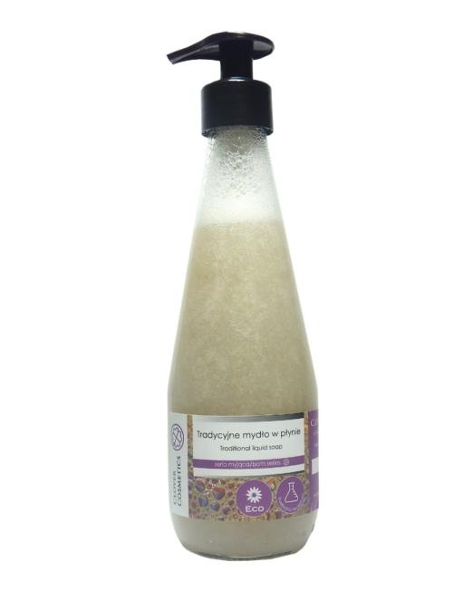 tradycyjne mydło w płynie